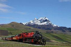 Te gusta la aventura? Quieres hacerlo en un tren de lujo? Ecuador te espera. #IdeasJourneyEc