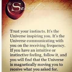 The Secret ~ Law of Attraction www.assetplanners... More http://www.lawofatractions.com/you-make-your-destiny/