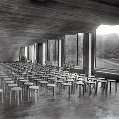Viipuri Municipal Library | Alvar Aalto, Vyborg, Russia (Viipuri, Finland) 1935