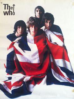 The Who 1968 Photo - Art Kane~ Pete townshend, Roger Daltrey, Keith Moon, John Entwistle Keith Moon, Roger Daltrey, Rock N Roll, Pop Rock, Ozzy Osbourne, Punk, Beatles, Alternative Rock, John Entwistle