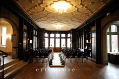 Mayslake Peabody Estate Wedding...absolutely stunning. Would've loved to be married here!