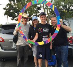 2015 Special Olympics World Games Los Angeles ESPN Stevie Wonder