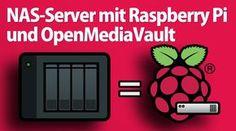 NAS-Server mit Raspberry Pi und OpenMediaVault einrichten   heise Download