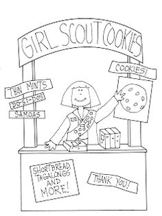 Tips for a Successful Girl Scout Cookie Booth Sale and