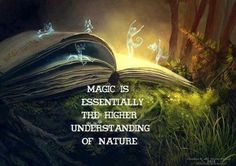 Wiccan Quotes On Magic | Via Jennifer Gallegos