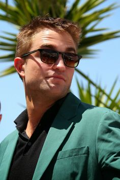 Robert Pattinson at The Rover's photocall at the Cannes Film Festival