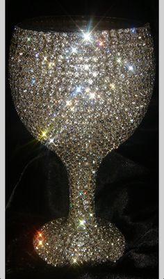 Bling diamond cup @Lindt_Chocolate #LindtTruffles @Influenster #Rosevoxbox