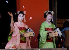 京都の花(宮川町)/六波羅蜜寺節分 by nobuflickr, via Flickr