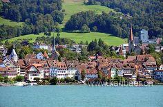 Ancestral home: Oberagi, Zug, Switzerland