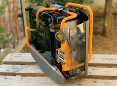 LIMBO – Case Mod Monday Open PC Cases seem to be the hot spot for case modders of late. Probably because they have the ability to show off all the hardware and water cooling setups with ease. Our current featured Case Mod started life as a standard Antec Striker (Available at Amazon). With some time and skill, it was turned … Modders-Inc. #moddersinc #voidyourwarranty #casemods #pchardware