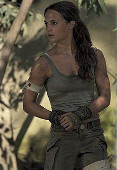 alicia vikander (@badpostalicia) | Twitter Lara Croft Costume, Lara Croft Cosplay, Tomb Raider Alicia Vikander, Alicia Vikander Lara Croft, Alicia Vikander Style, Tomb Raider 2018, Live Action, Tomb Raider Lara Croft, Ex Machina