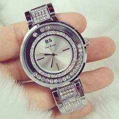 $23.99 (Buy here: https://alitems.com/g/1e8d114494ebda23ff8b16525dc3e8/?i=5&ulp=https%3A%2F%2Fwww.aliexpress.com%2Fitem%2F5-Color-Top-Woman-luxury-watch-crystal-dial-rotating-stainless-steel-strap-Japanese-quartz-dress-clock%2F32724330933.html ) 5 Color Top Woman luxury watch crystal dial rotating stainless steel strap Japanese quartz dress clock movement relogio feminino for just $23.99