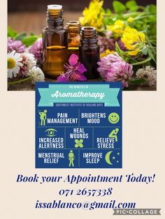 Aromatherapy Holistic Healing, Issa, Aromatherapy, Stress, Psychological Stress, Holistic Medicine