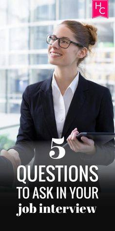 5 Questions to Ask at the End of a Job Interview | http://www.hercampus.com/career/5-questions-ask-end-job-interview
