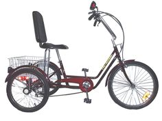 BELIZE TRI RIDER COMFORT TRICYCLE