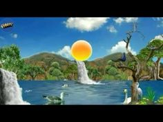 "Good Morning- Beautiful nice animation with natural scenery. Wish you a very Good morning. Please visit our new channel ""Bairagi Channel"" by clicking this li. Good Morning Gif Funny, Good Morning Video Songs, Good Morning Beautiful Gif, Good Morning Nature, Good Morning Funny Pictures, Good Morning Quotes For Him, Cute Good Morning, Good Morning Texts, Good Morning Flowers"