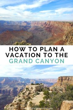 This Grand Canyon vacation guide is full of Grand Canyon tips, Grand Canyon hikes, and Grand Canyon tours. Use the Grand Canyon itinerary to discover what to do at Grand Canyon National Park on vacation. We've included info on the Grand Canyon train, Grand Canyon Village, and the best viewpoints at the South Rim Grand Canyon. #grandcanyonnationalpark #grandcanyontrip #grandcanyonroadtrip Grand Canyon Train, Grand Canyon Hiking, Grand Canyon Vacation, Grand Canyon Tours, Grand Canyon Village, Grand Canyon National Park, Us National Parks, Arizona Road Trip, Arizona Travel