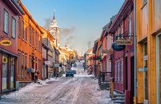 UNESCO World Heritage Site : Town of Røros norway