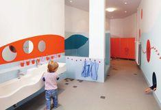 Интерьер детского сада в Берлине / Дизайн интерьера / TheDecoPost