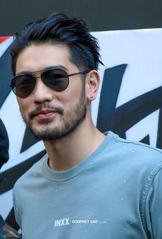 yeah...that's Godfrey Gao — godfreygaodailys: Photoset #2: Godfrey Gao at... Cool Mens Haircuts, Men's Haircuts, Men's Hairstyles, Asian Men Hairstyles, Japanese Hairstyles, Hairstyle Men, Haircut Parts, Asian Man Haircut, Godfrey Gao