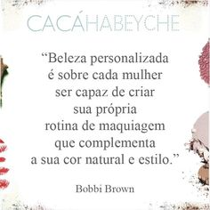 💄💁👌 📌  #frases @justbobbibrown #bewhoyouare #mystyle #beautiful