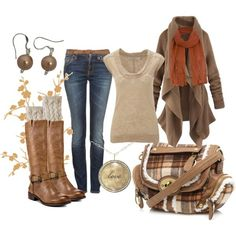 """Image detail for -""""Another Autumn"""" by heismygod on Polyvore"""