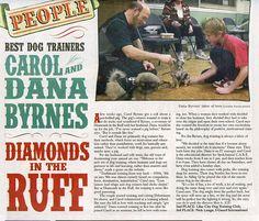 Voted #1 in the 2011 Inlander Best of Poll.    Diamonds in the Ruff - Spokane, WA
