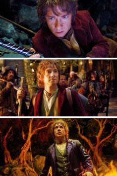 "Bilbo Baggins (Martin Freeman), ""The Hobbit: An Unexpected Journey"""