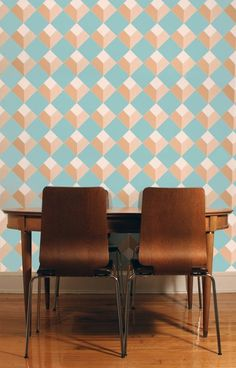Removable Wallpapers by Style: Modern
