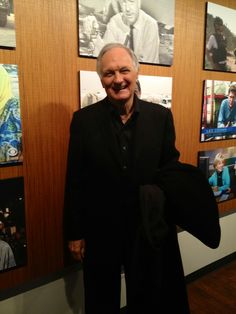 Alan Alda joined us in Studio and stopped to take a picture Studio 57, Alan Alda, Miraculous, Wanderlust, Take That, Actors, Club, Pictures, Photos