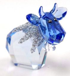 ICE MO LOVLOTS SWAROVSKI CRYSTAL LOVLOT COW 2015 LIMITED EDITION #5166275
