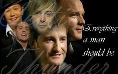 Celtic Thunder: Everything a man should be♥