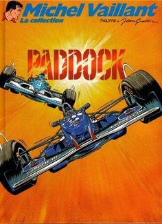 Michel Vaillant - La collection -58- Paddock - BD