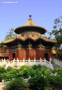 The Imperial Garden (2), The Forbidden City, Beijing, China