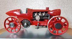 sewing machine car