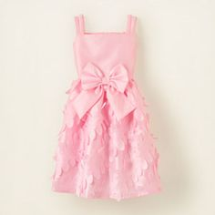 Sienna's Easter dress. It was a battle to find one that we both agreed on this year! She's getting so opinionated about what she wears! We are going pretty in pink this year.