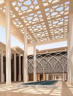 Princess Nora Bint Abdulrahman University,© Bill Lyons