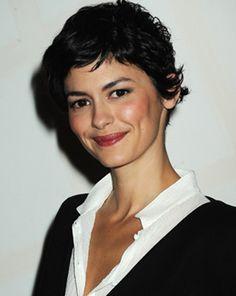 audrey tautou hair - Bing Images