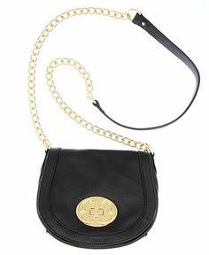 Want: Emma Fox Handbag, Classics Flap Crossbody - Crossbody & Messenger Bags - Handbags & Accessories - Macy's