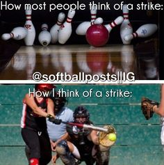 Funny Softball Quotes, Funny Sports Memes, Softball Pictures, Soccer Memes, Funny Memes, Baseball Quotes, Volleyball Quotes, Volleyball Gifts, Team Pictures