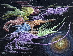 """Celestial Dance"""