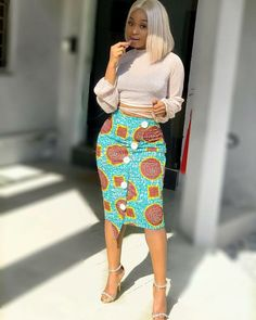 Looking for the best kitenge designs in Africa? See images of kitenge dresses and skirts, African outfits for couples, men's and baby boy ankara styles. African Print Skirt, African Print Dresses, African Wear, African Attire, African Dress, African Outfits, Latest African Fashion Dresses, African Print Fashion, Africa Fashion