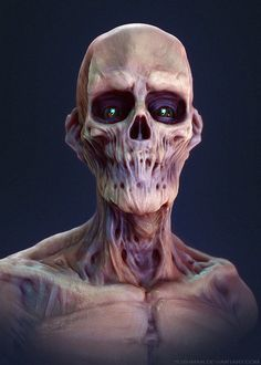 Thomas Lishman: Freelance Digital Artist | Digital Sculpting