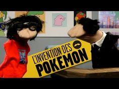 L'Histoire racontée par des Chaussettes - l'invention des Pokemon - YouTube