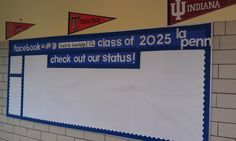 facebook bulletin board! now i just need some students to put up their work :)