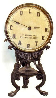 *Antique Clock