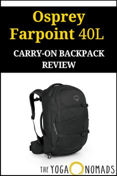Traveling is generally interesting yet again with one of these helpful setting up ideas Osprey Farpoint, Best Travel Backpack, Short Vacation, Travel Yoga Mat, Backpack Reviews, Travel Wardrobe, How To Do Yoga, Trip Planning, Carry On