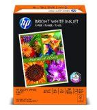 HP Bright White Ink Jet, 24lb, 8.5 x 11 inch, 97 Bright, 500 Sheets/1 Ream (203000) - http://www.careerworkshopclub.com/hp-bright-white-ink-jet-24lb-8-5-x-11-inch-97-bright-500-sheets1-ream-203000/