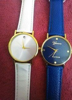 Kupuj mé předměty na #vinted http://www.vinted.cz/doplnky/hodinky/13757373-krasne-modni-hodinky-modre-a-bile