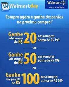Ganhe cupom de R$20 de desconto nas compras acima de R$199, R$50 para R$499 e R$100 para R$999, válidos para próxima compra.